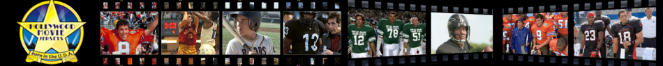 Hollywood Movie Jerseys - Top Sports Movies of All-Time