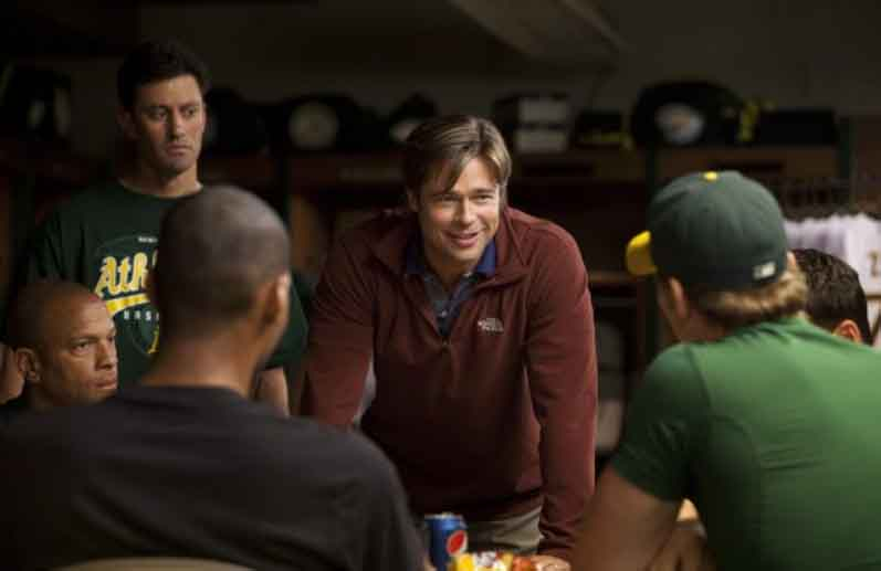 Moneyball - Hollywood Movie Jerseys - Top Sports Movies of